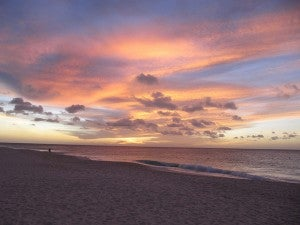 Aruba's Eagle Beach (Photo by Melanie Wynne)