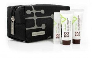 American also introduced a new business-class amenity kit in December 2013, using Akhassa products