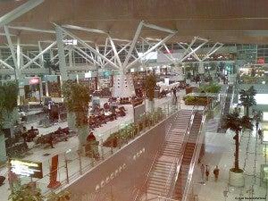 Inside DEL's Terminal 1D