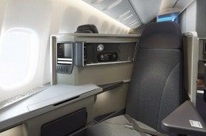 American's new 777-200 Retrofit airplane.