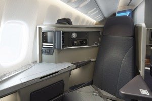 American's new 777-200 Retrofit airplane.
