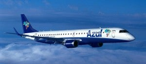 Azul Airlines is a Brazilian low-cost carrier.