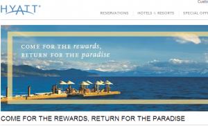 Hyatt is offering some targeted bonus promotions.