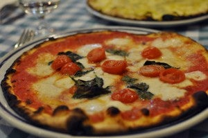 Pizza from IVO.