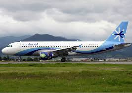 Interjet is based in Mexico City.