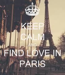 Have a great romantic visit to Paris!