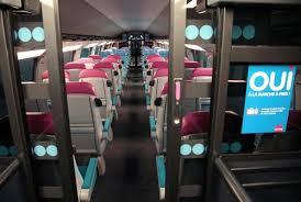 Try the budget French train line OUIGO.