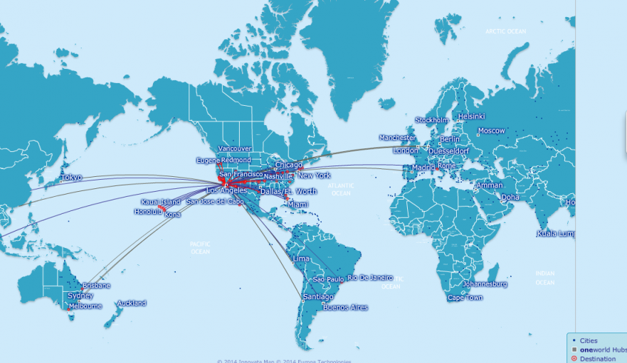 American Express Card Services >> Maximizing International Gateway Stopovers on American ...