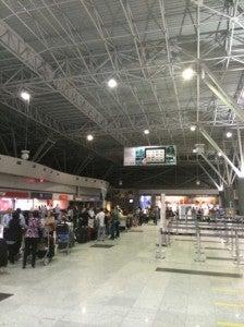 Pandemonium in Recife after a 1:30am flight cancellation