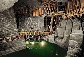 Visit the Salt Mine.