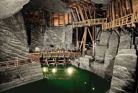 Visit the Salt Mine.