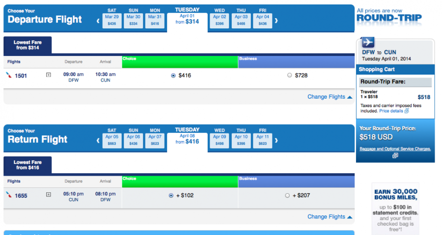 Maximizing British Airways Avios For Caribbean Flights