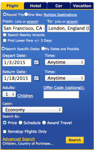 Ah, United.com, you used to be so useful!