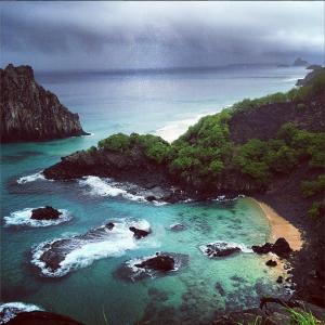 My ultimate destination - Baia do Sancho on Fernando de Noronha, Brazil.