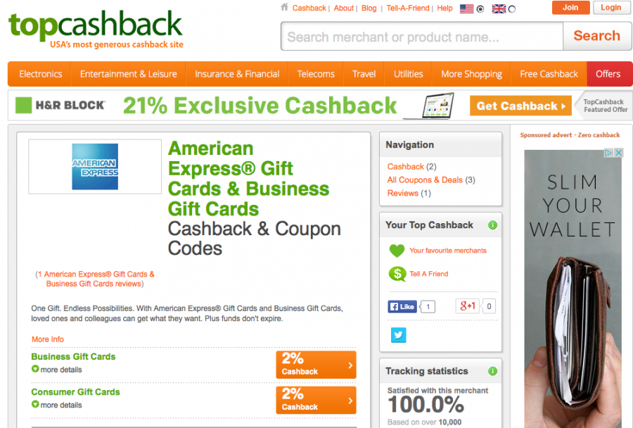 Rebates and No Fees on Amex Gift Cards Through May 31, 2014 – The ...