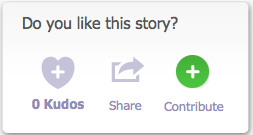 Receive kudos for your story and earn 10 miles.
