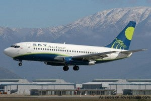 Sky Airline is based in Santiago, Chile.