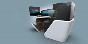 Thales seat
