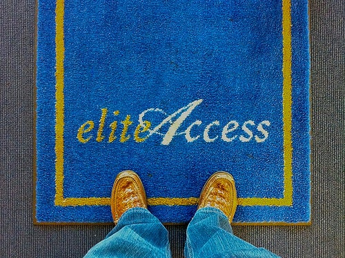 Fo a brief, shining moment, Infinite Elite status seemed like a reality for more than just a few