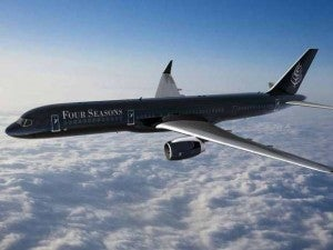 The Four Seasons new 757