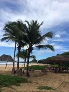 Praia de