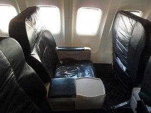 Alaska 737 900 First Class