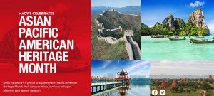 Win a trip to Asia