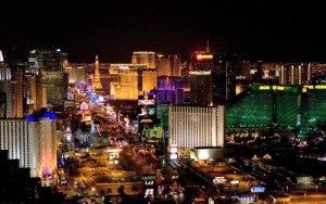 Pick up a Las Vegas hotel deal