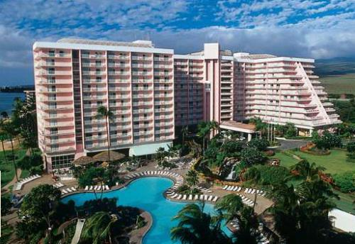 Maui Diamond resort