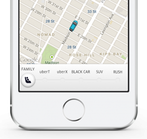 Spotlight on uberFAMILY: Car Seats on Demand from Uber – The Points