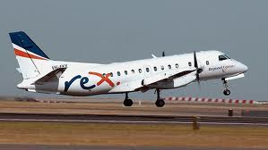 Rex is a regional carrier