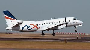 Rex is a regional carrier