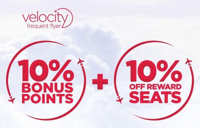 Get 10% off on Virgin Australia awards.