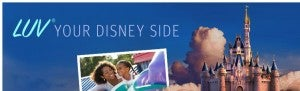Win a trip to Disney from Southwest Airlines