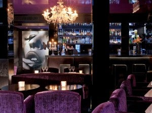 Daniel's restaurant and bar in Paris' stylish MonHotel