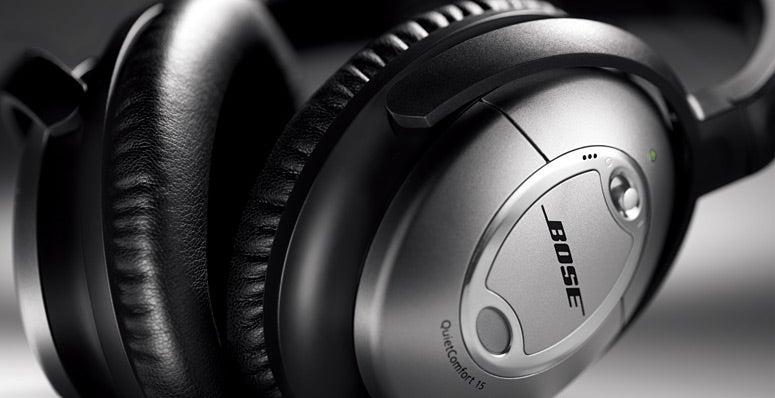 Bose QC15 Headphones