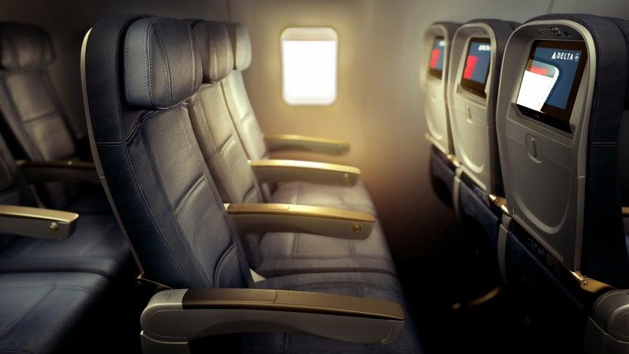 757 Transcon EC seat