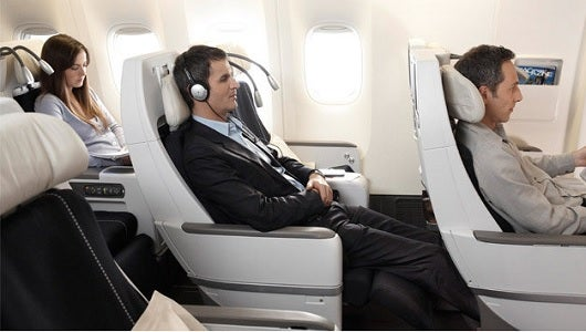 Air France's Premium Economy is a pretty big step up from standard economy.