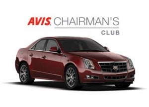 Avis Chairman's Club status could be yours.