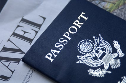passport and travel