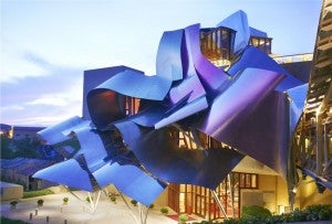 Hotel Marqués de Riscal in Elciego, Spain is one of the SPG properties I can't wait to test out this summer