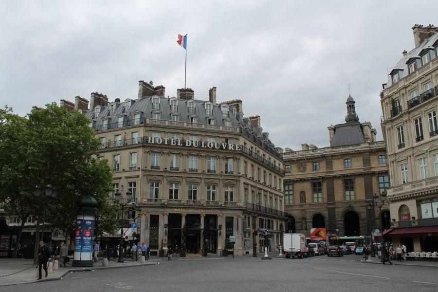 Hotel Review H Tel Du Louvre A Hyatt Hotel Paris