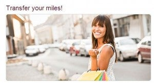 25% bonus LifeMiles on transfers