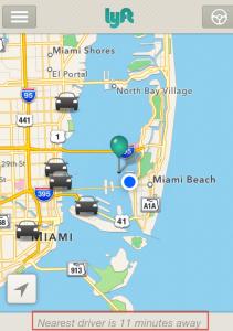 Lyft Miami