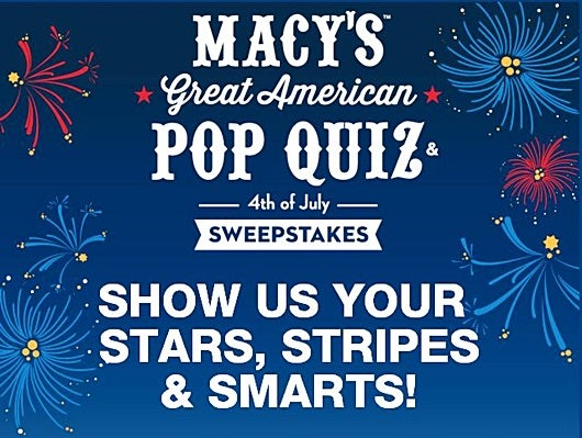 Win a trip to NYC to see 4th of July fireworks
