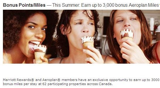 Earn up to 3,000 Aeroplan miles with Marriott stays in Canada