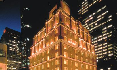 The Omni Berkshire in New York