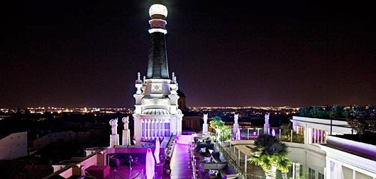 For a trendy scene, get a drink with a view at Penthouse