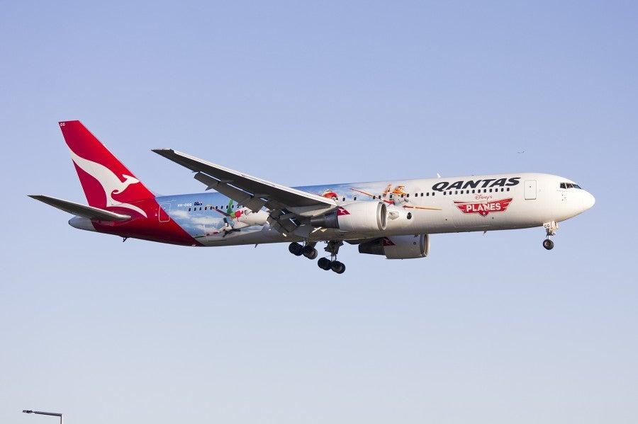 Win one million Qantas Points