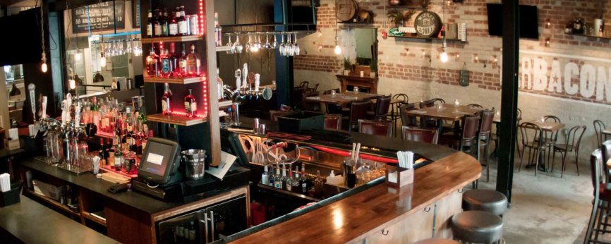 BarBacon, a mecca for all things pig, beer and bourbon related!